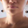 orbis silver earrings 1